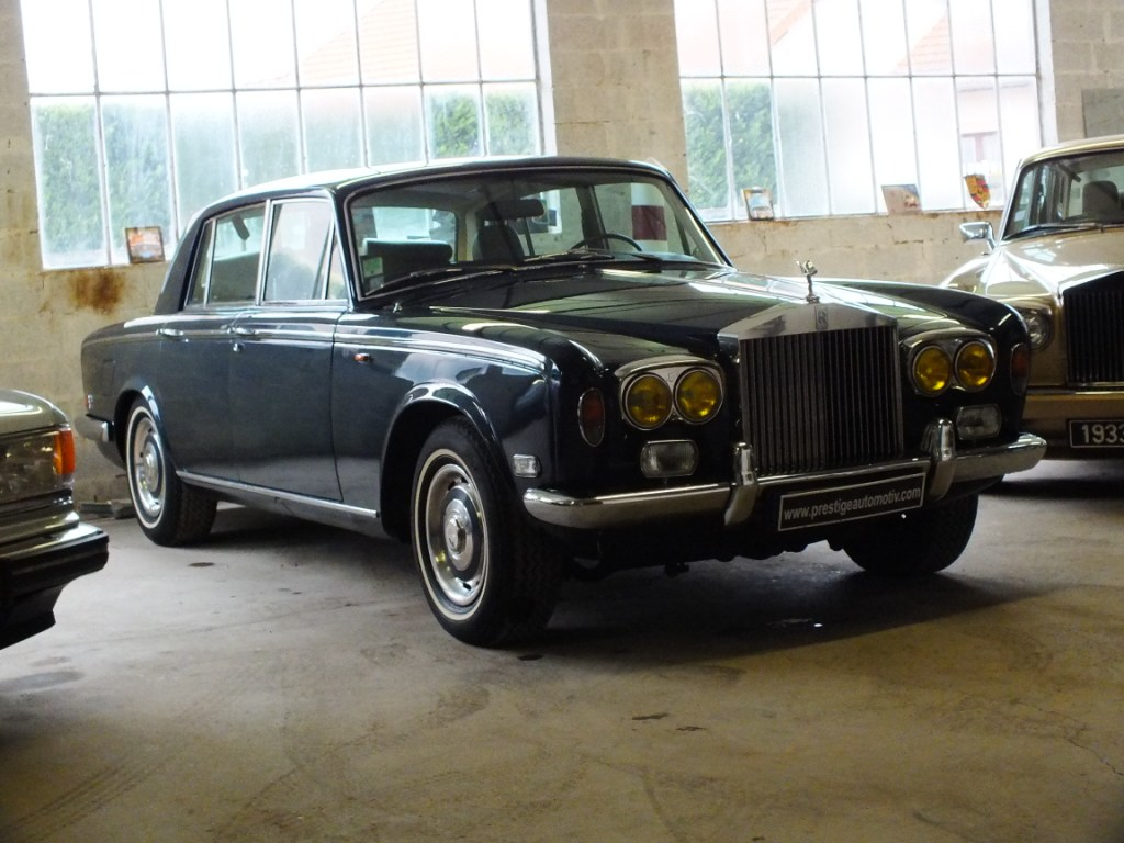 Rolls Royce Silver Shadow I 1977