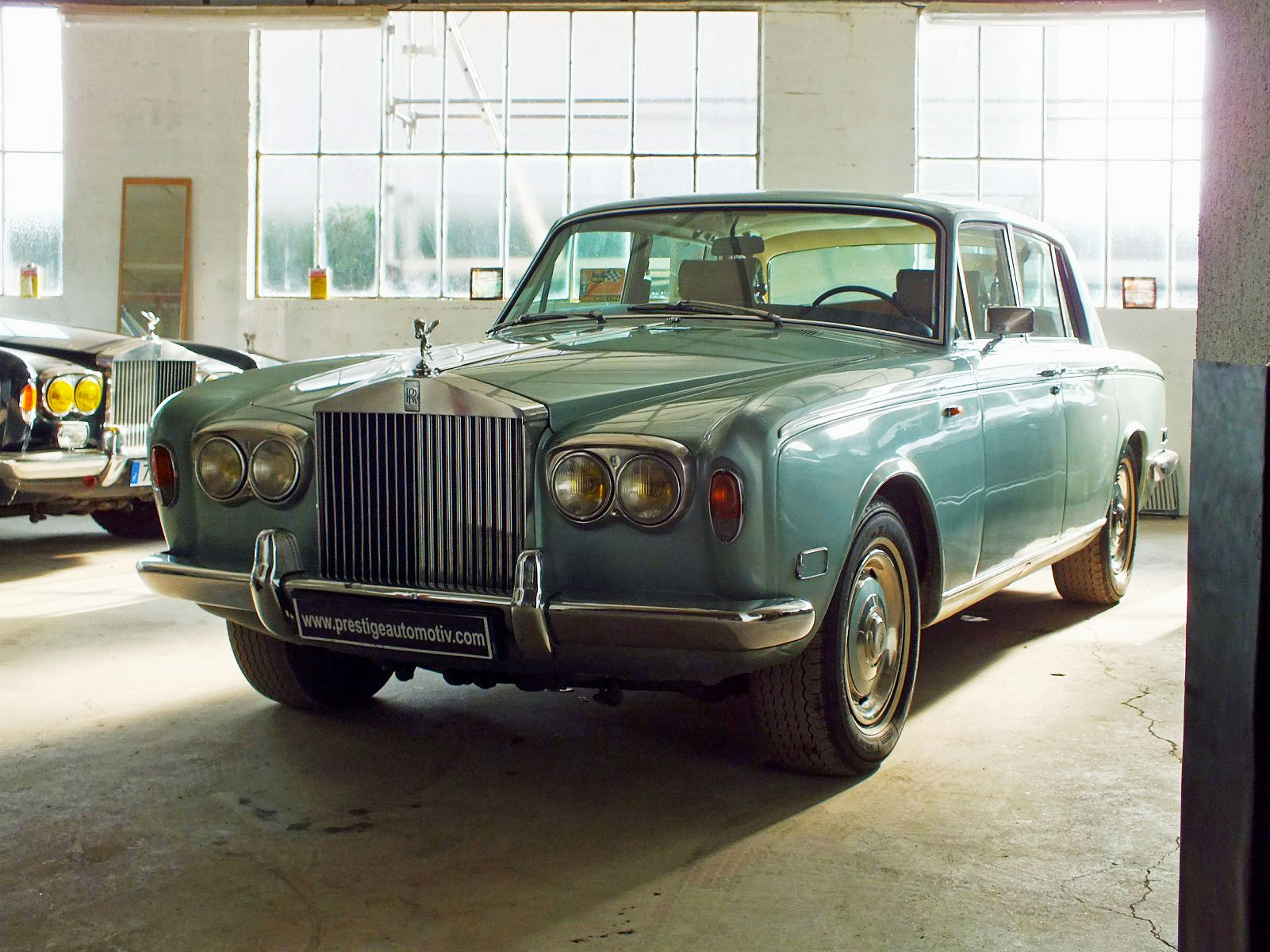 Rolls Royce Shadow 1974