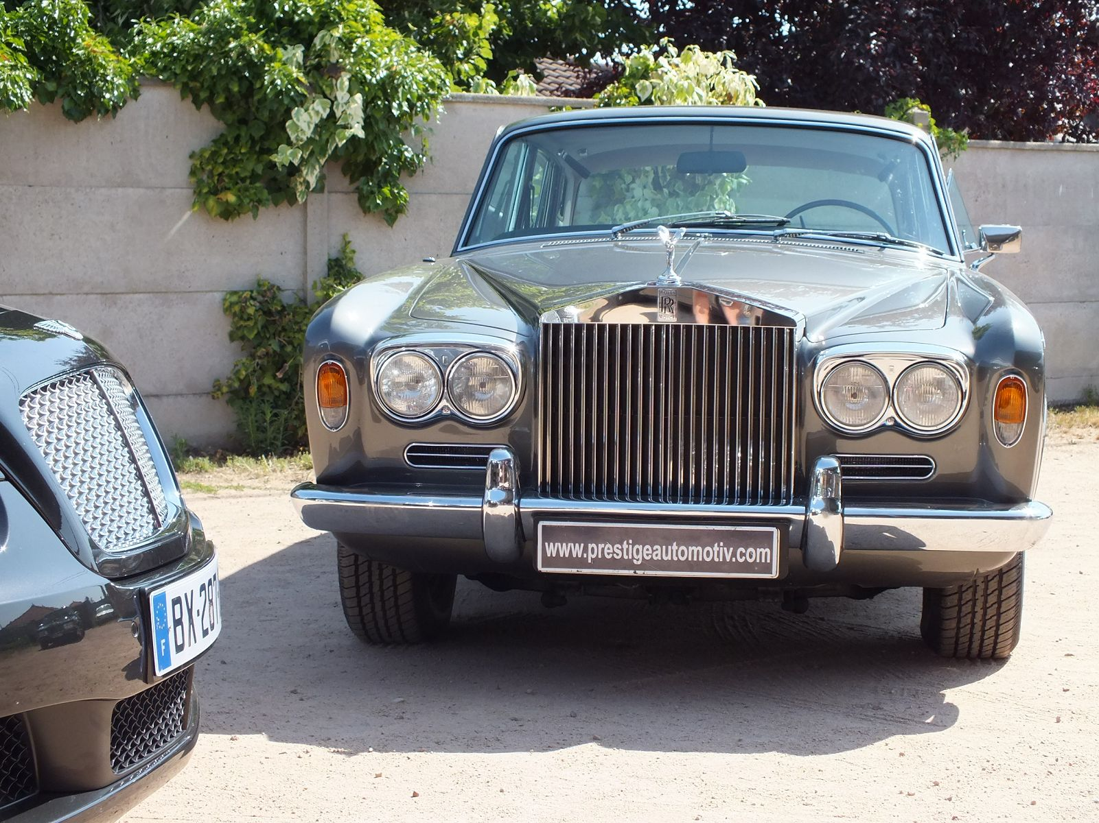 Rolls Royce Silver Shadow I 1968