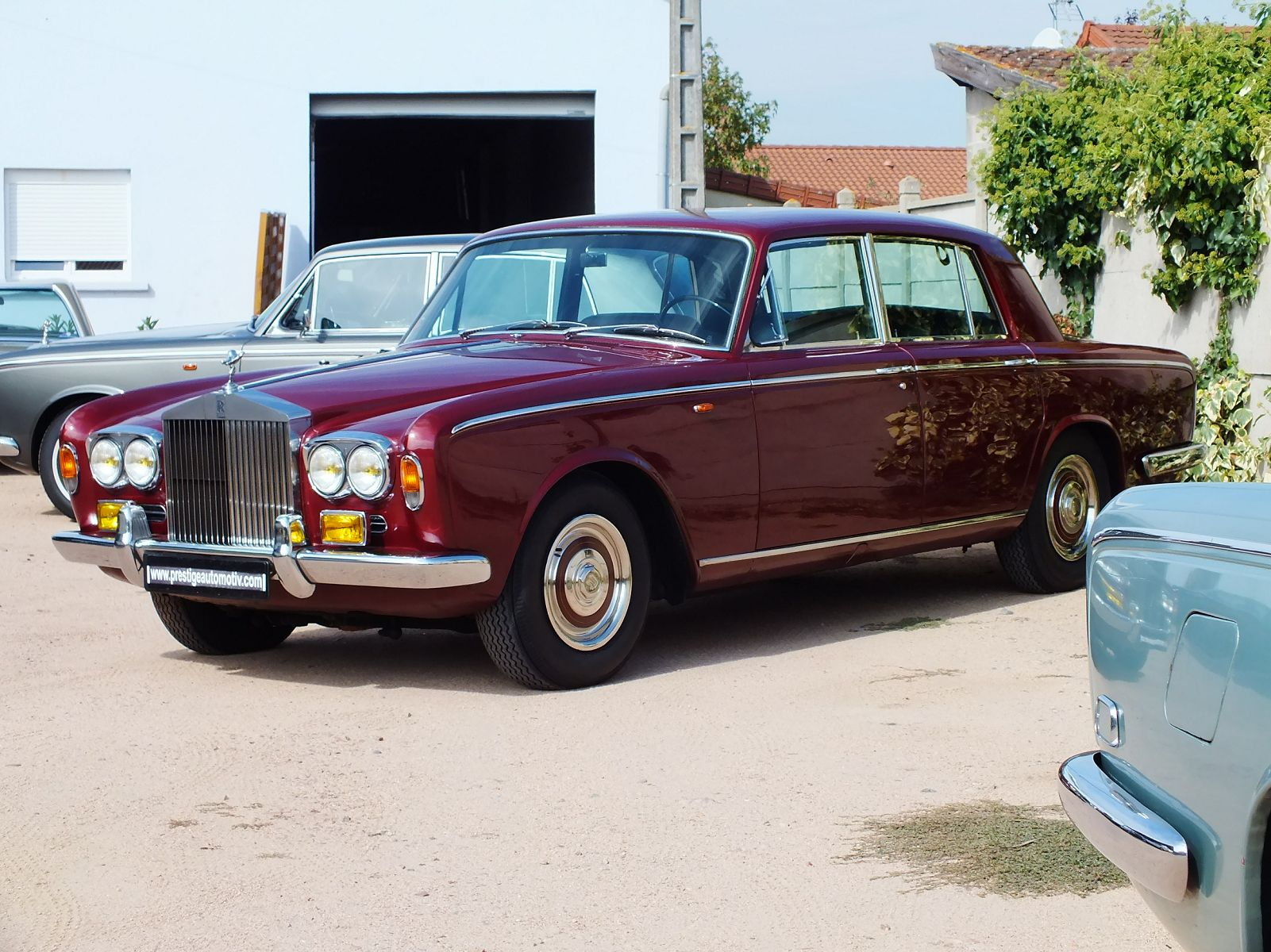 Rolls Royce Silver Shadow I 1967