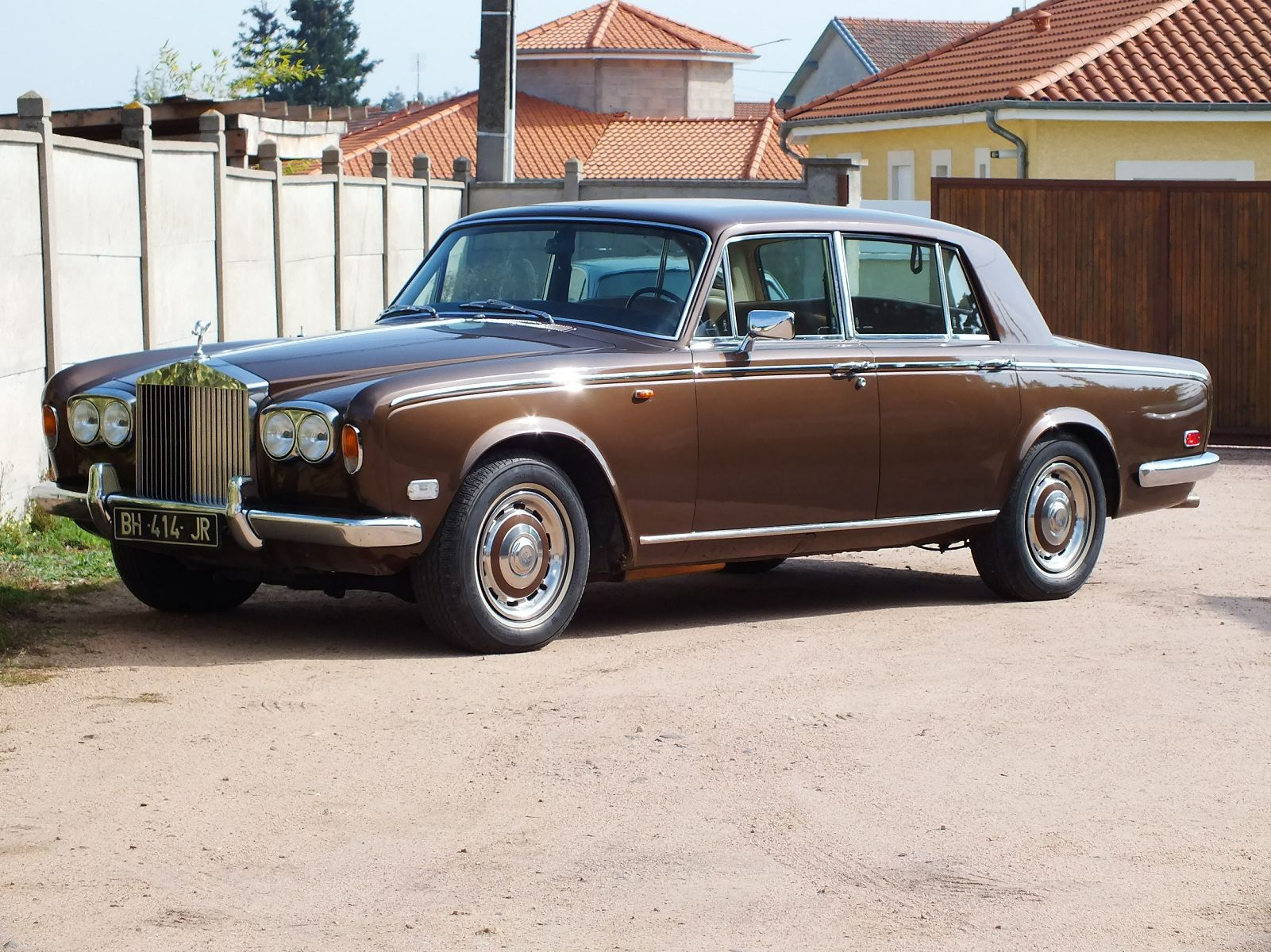 Rolls Royce Silver Shadow I 1976