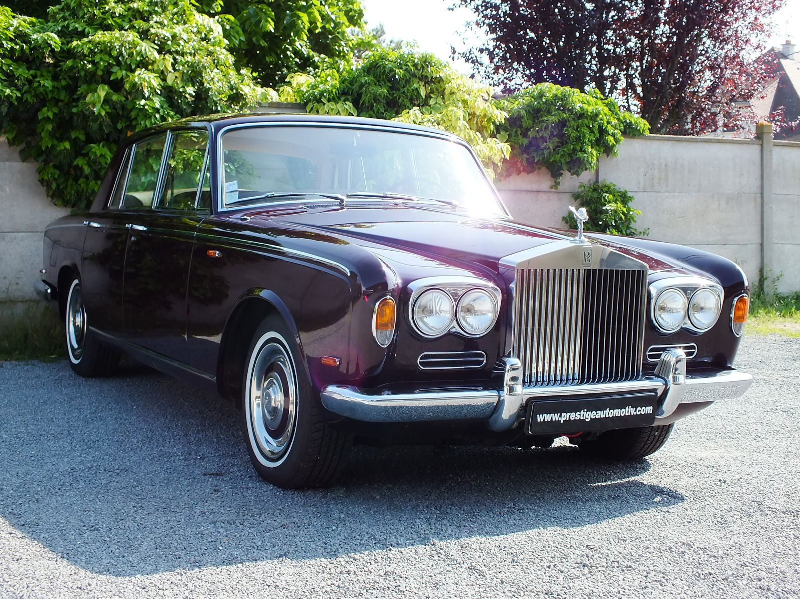Rolls Royce Silver Shadow I 69