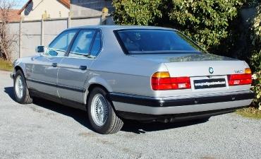 Extérieur BMW 740 I