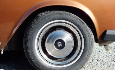 En détails - Rolls Royce Silver Wraith II 1983_11
