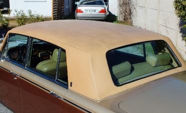 En détails - Rolls Royce Silver Wraith II 1983_2