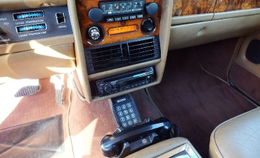 En détails - Rolls Royce Silver Wraith II 1983_5