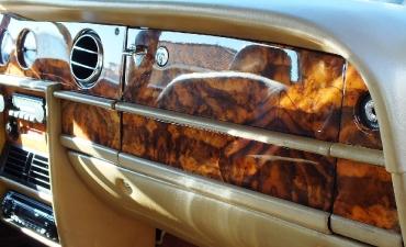 En détails - Rolls Royce Silver Wraith II 1983_6