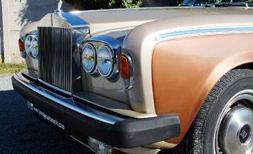 En détails - Rolls Royce Silver Wraith II 1983_8