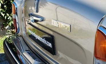 En détails - Rolls Royce Silver Wraith II 1983_9