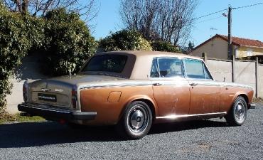 Extérieur - Rolls Royce Silver Wraith II 1983_10
