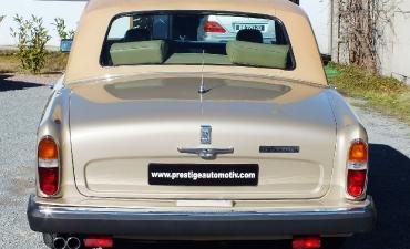Extérieur - Rolls Royce Silver Wraith II 1983_11