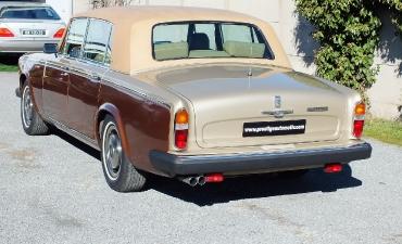 Extérieur - Rolls Royce Silver Wraith II 1983_1