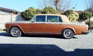 Extérieur - Rolls Royce Silver Wraith II 1983_3