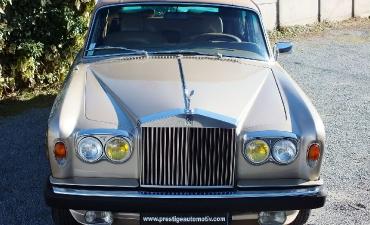 Extérieur - Rolls Royce Silver Wraith II 1983_6