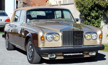 Extérieur - Rolls Royce Silver Wraith II 1983_8