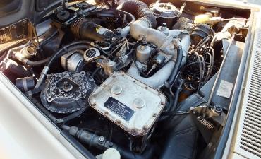 Intérieur - Rolls Royce Silver Wraith II 1983_13