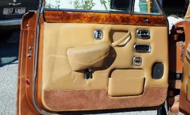Intérieur - Rolls Royce Silver Wraith II 1983_16