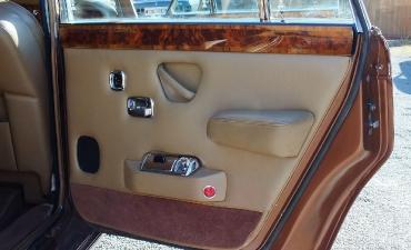 Intérieur - Rolls Royce Silver Wraith II 1983_5