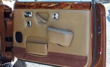 Intérieur - Rolls Royce Silver Wraith II 1983_7