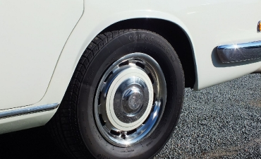 Rolls Royce Silver Shadow I - En détails