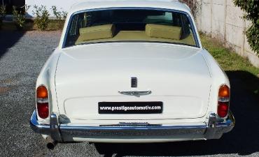Rolls Royce Silver Shadow I - Extérieur
