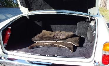 Rolls Royce Silver Shadow I - Intérieur