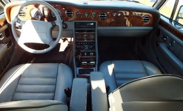 Intérieur - Bentley Brooklands